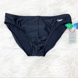 Speedo Fit Power Flex Eco Swim Briefs Black 38